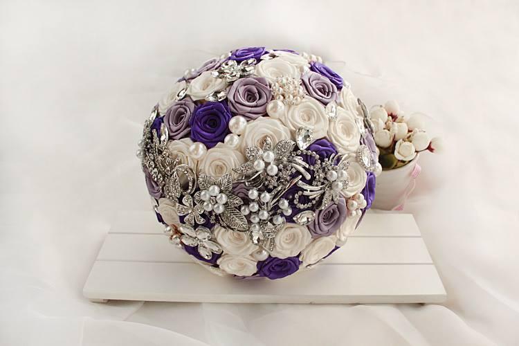 Bouquet gioiello by CristinaCrystal
