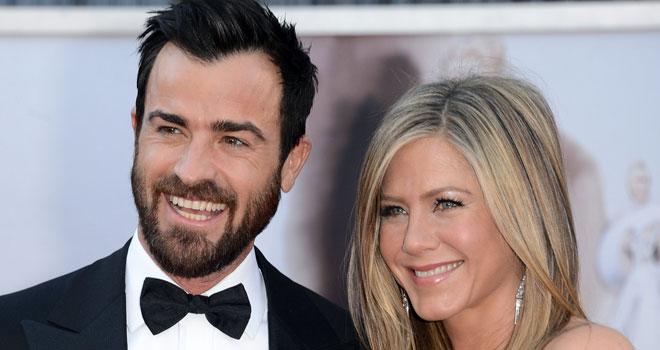 Matrimonio a sorpresa per Jennifer Aniston e Justin Theroux