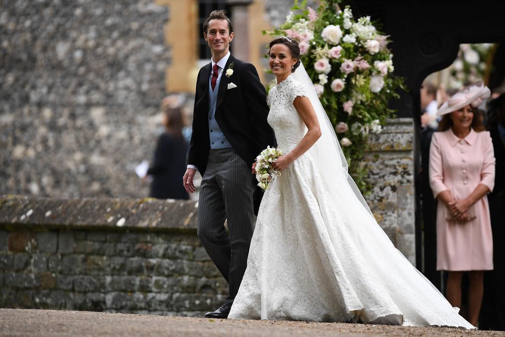 Matrimonio super lusso per Pippa Middleton