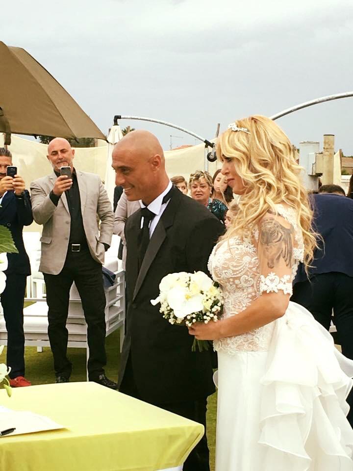 Il matrimonio di Roberta Bruzzone