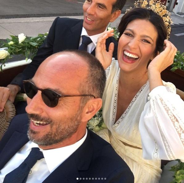 Matrimonio a Positano di Giulia Bevilacqua