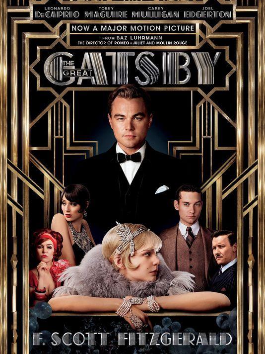 Tema matrimonio Grande Gatsby