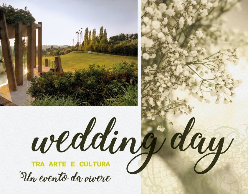 Wedding Day – Un Evento da Vivere alla Rossini Art Site