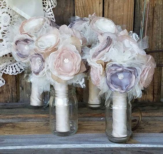 Tutorial bouquet matrimonio