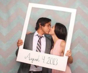Photo booth matrimonio idee per crearlo fai da te 2