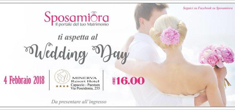 Sposamiora Wedding Day 4 febbraio 2018 a Paestum