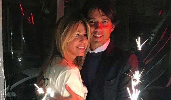 Il matrimonio di Simone Inzaghi e Gaia Lucariello