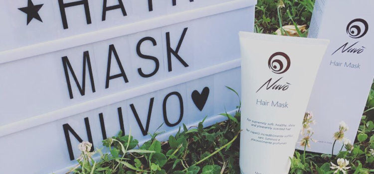 Beauty recensione Hair Mask Nuvo cosmetic bava di lumaca