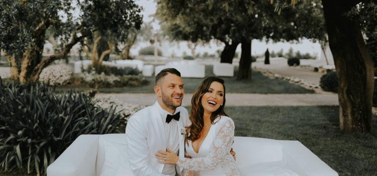 Alessia Macari il matrimonio con Oliver Kragl