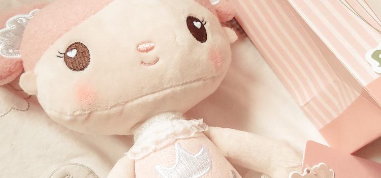Gloveleyamall bambola personalizzata per piccole principesse recensione