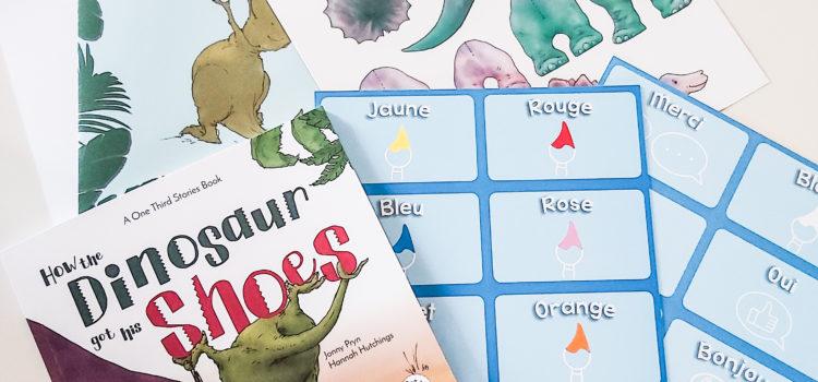 One Third Stories le story box per imparare le lingue straniere ai bambini
