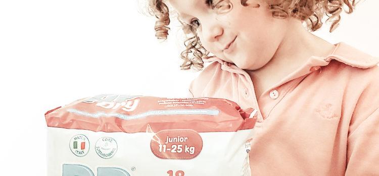 Pronto pannolino pannolini e prodotti per bambini a portata di click
