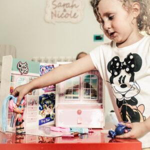 Sono arrivate le Curli Girls bamboline dalle acconciature glam Rocco giocattoli 2